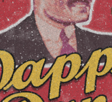 Dapper Dan Sticker