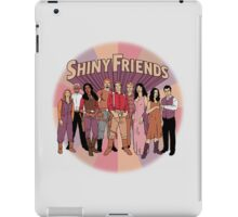 Shiny Friends iPad Case/Skin