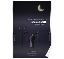 Sex and the City — S01 E07 — The Monogamists Poster