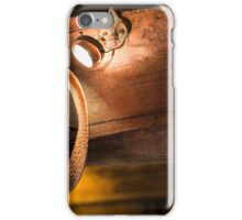 Lavender Farm Hat iPhone Case/Skin
