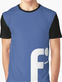 F-posture: take your eyes off your smartphone Graphic T-Shirt