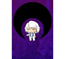 Chibi Prince Diamond Photographic Print