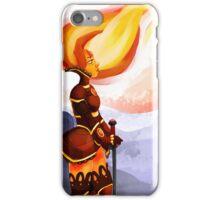 Warrior Flame Princess iPhone Case/Skin