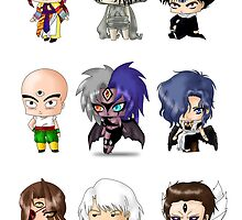 Chibi Triclops by artwaste