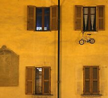 Bicycle by Amber Elen-Forbat