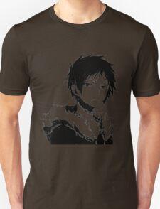 Izaya black and white Unisex T-Shirt