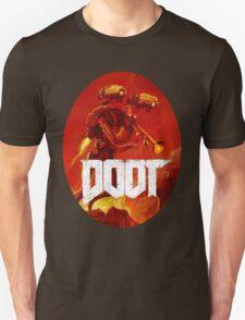 Doot Toot (Doom Shirt) Style #3 Unisex T-Shirt