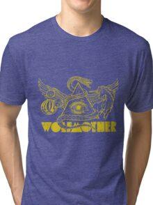 Wolfmother T-shirt Tri-blend T-Shirt