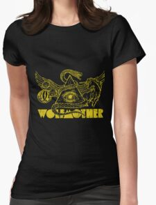 Wolfmother T-shirt Womens Fitted T-Shirt