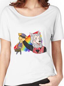Rolfe DeWolfe & Earl Schmerle Women's Relaxed Fit T-Shirt