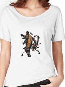 magic jhonson art Women's Relaxed Fit T-Shirt