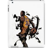 magic jhonson art iPad Case/Skin
