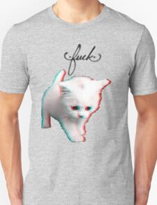 A Cat That Fucked Up Unisex T-Shirt