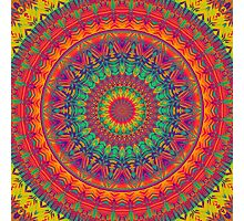Mandala 074 Photographic Print