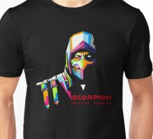 Mortal Kombat - Scorpion Unisex T-Shirt