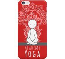 Academy of Yoga iPhone Case/Skin