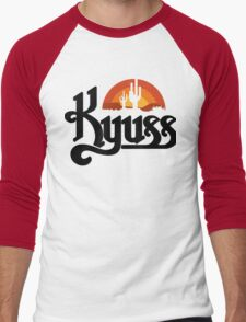 KYUSS BLACK WIDOW STONER ROCK QUEENS OF THE STONE AGE CLUTCH  Men's Baseball ¾ T-Shirt
