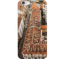 Torino from above iPhone Case/Skin