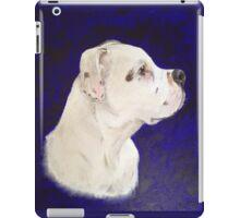 The Dog (Staffordshire Bull Terrier) iPad Case/Skin
