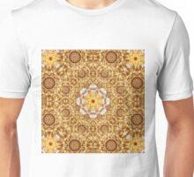Amber Mandala Unisex T-Shirt