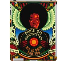 Dis Is Good For You iPad Case/Skin