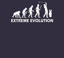 Funny Golf Extreme Evolution Unisex T-Shirt
