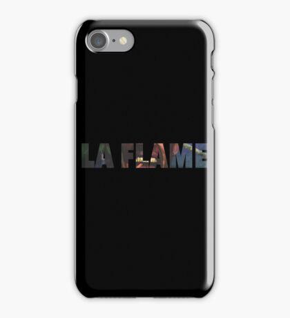 Travi$ Scott - La Flame Writing iPhone Case/Skin
