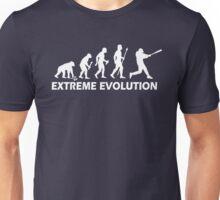 Funny Baseball Evolution Unisex T-Shirt