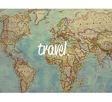 Travel Photographic Print