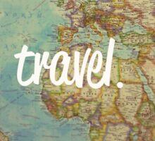 Travel Sticker