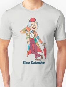 time detective Unisex T-Shirt