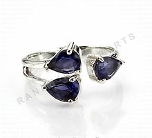 Wholesale Gemstones ring,  Wholesale Silver Jewelry RER92 by Rocknarendra