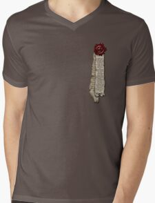 Purity Seal Mens V-Neck T-Shirt
