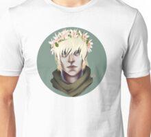 Flower Crown Cole Unisex T-Shirt