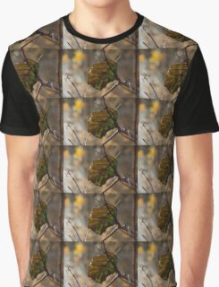 Changing Color for Fall Graphic T-Shirt