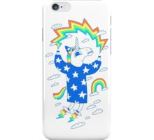 Unicorn Wizard iPhone Case/Skin