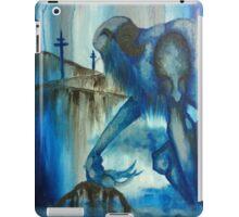 The Blue Giant iPad Case/Skin