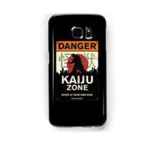 Kaiju Zone Samsung Galaxy Case/Skin