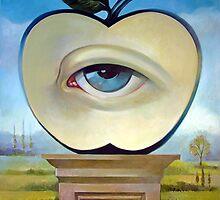 Norman Apple by painterflipper