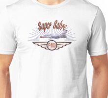 Super Sabre F-100 Unisex T-Shirt