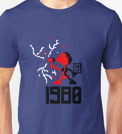 Mr. Game & Watch- 1980 Unisex T-Shirt