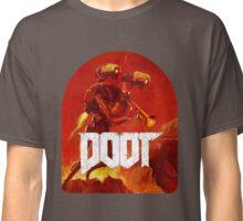 Doom Doot shirt Classic T-Shirt