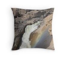 Augrabies Falls Throw Pillow