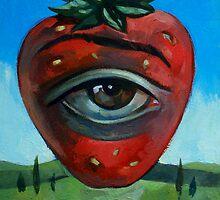 EyeBerry by painterflipper