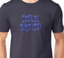 casual everyday Unisex T-Shirt