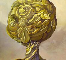 Tree of Knowledge by painterflipper