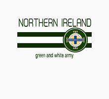 Euro 2016 Football - Northern Ireland (White) Unisex T-Shirt