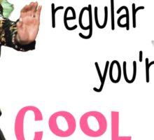 Cool mom Sticker