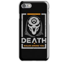 Reap it off iPhone Case/Skin