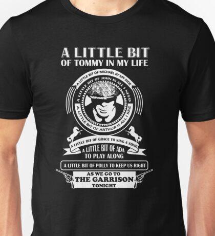 Peaky Blinders Fan Song Unisex T-Shirt